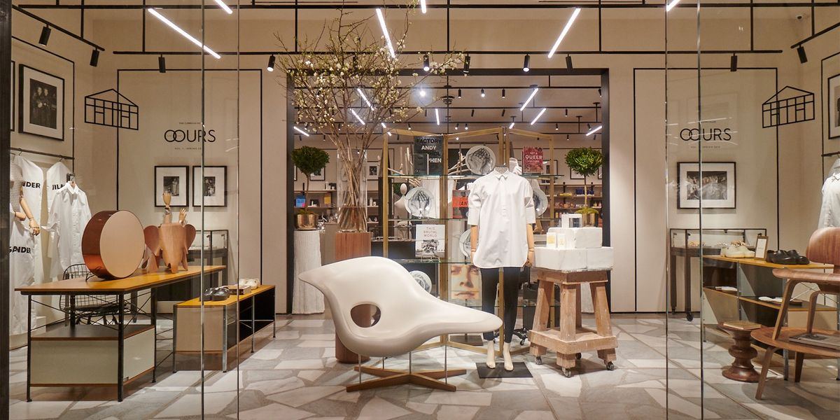 Explore The Conservatory, a Chic Concept Store at Hudson Yards