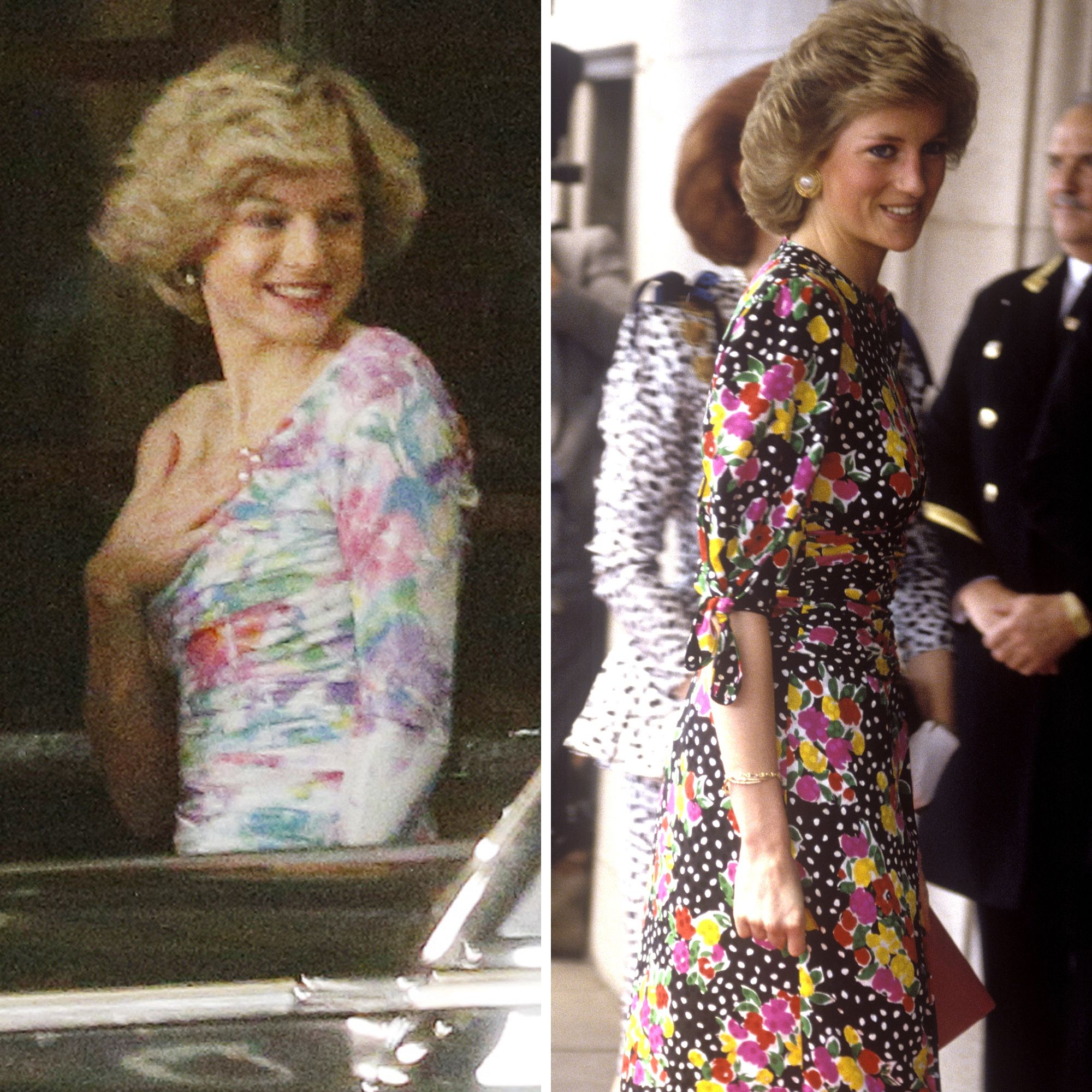 The Crown Recreates Princess Diana's Visit to the Savoy Hotel