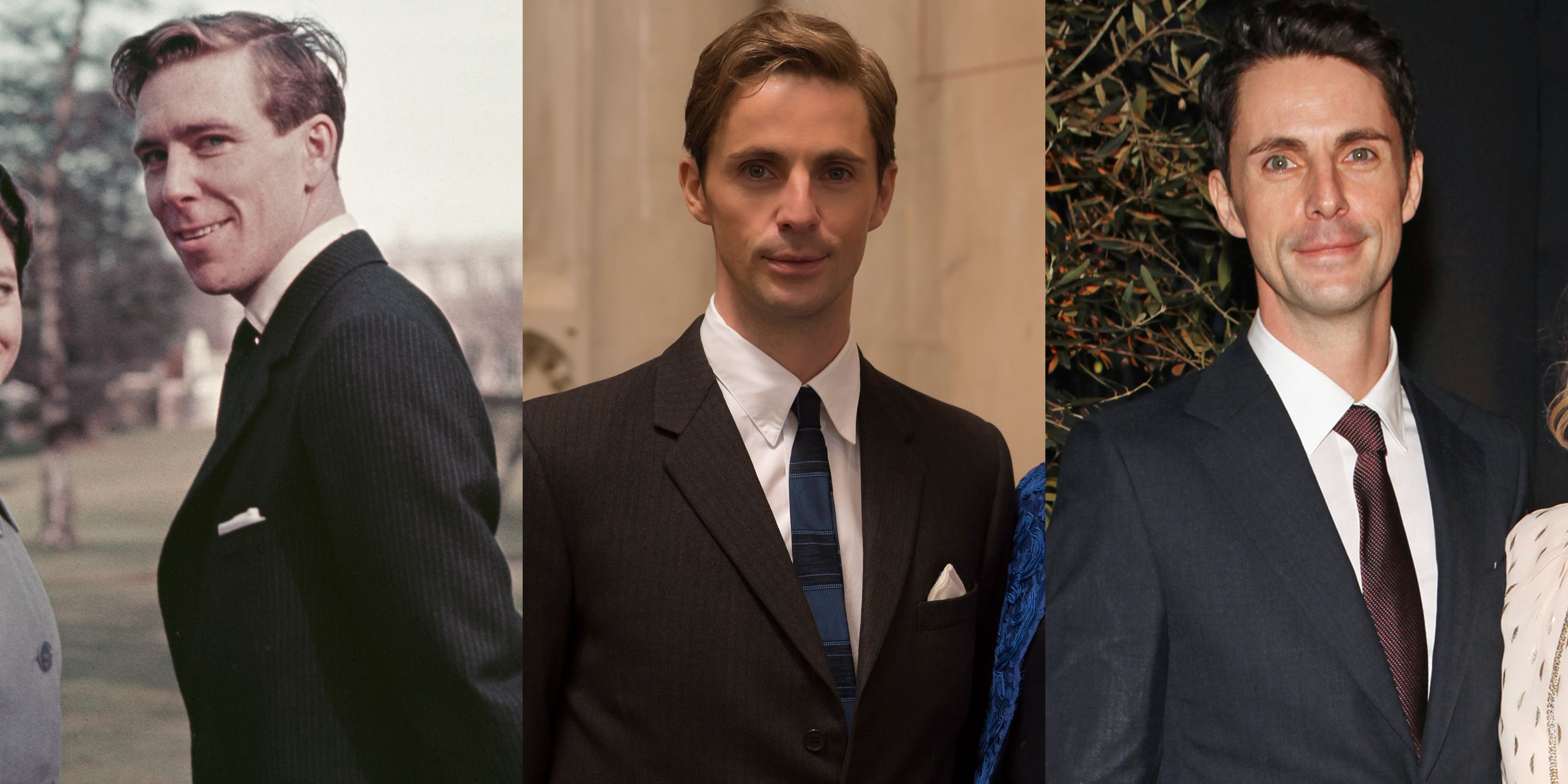 The Cast of The Crown Looks Just Like Their Real-Life Counterparts