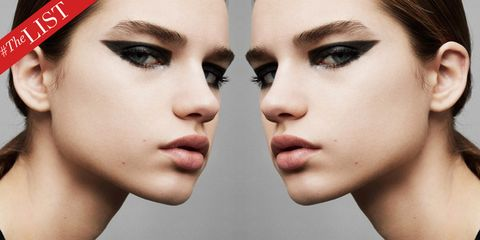 Face, Nose, Eyebrow, Skin, Cheek, Eyelash, Chin, Lip, Eye, Beauty,