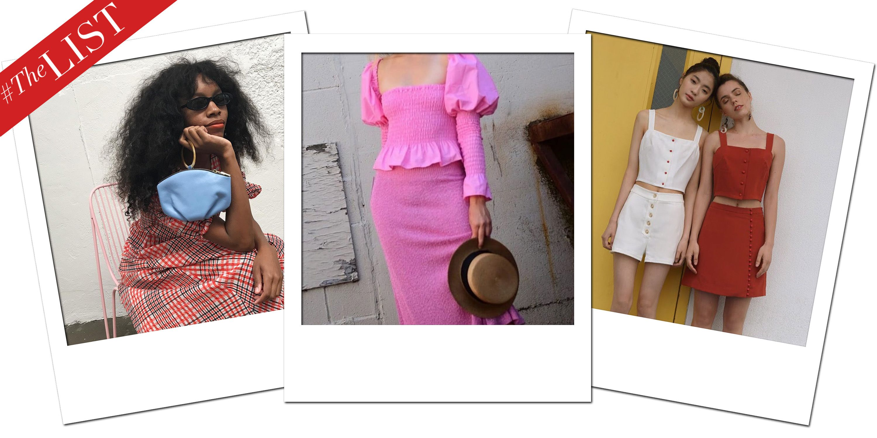 TheLIST: Instagram Brands That Fashion People Cant Stop Shopping