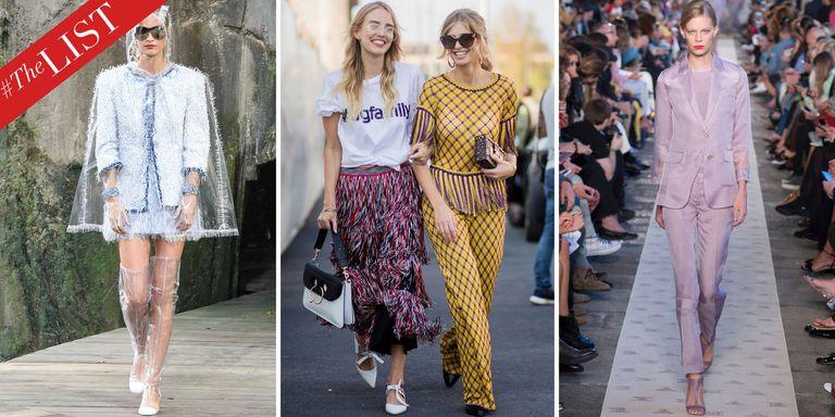 Current Fashion Fads
