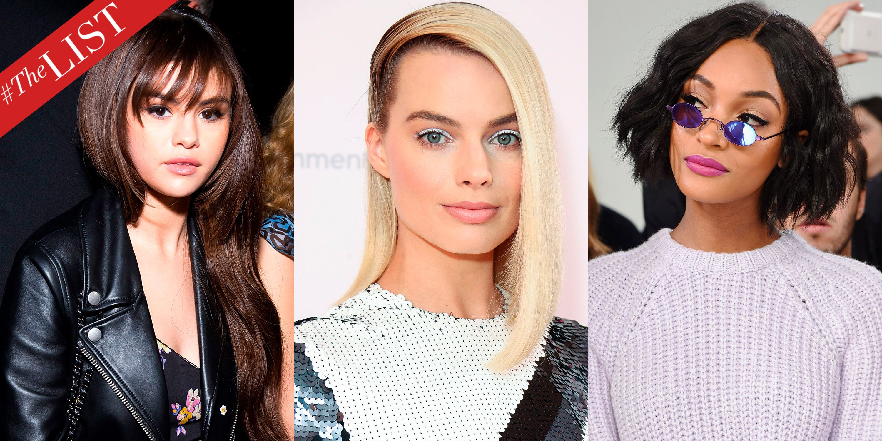 10 Spring And Summer Hairstyles 2018 Best Celebrity Haircuts For