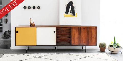 Sideboard, Furniture, Room, Table, Chest of drawers, Material property, Cupboard, Drawer, Cabinetry, Interior design,