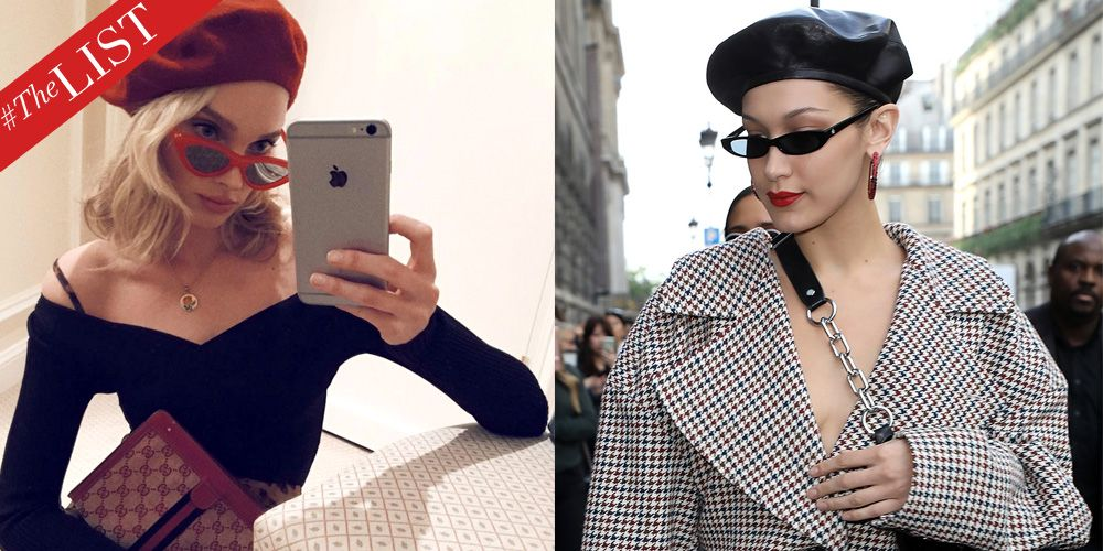 Beret Style Inspiration - How To Wear a Beret fd2eac3bd7a5