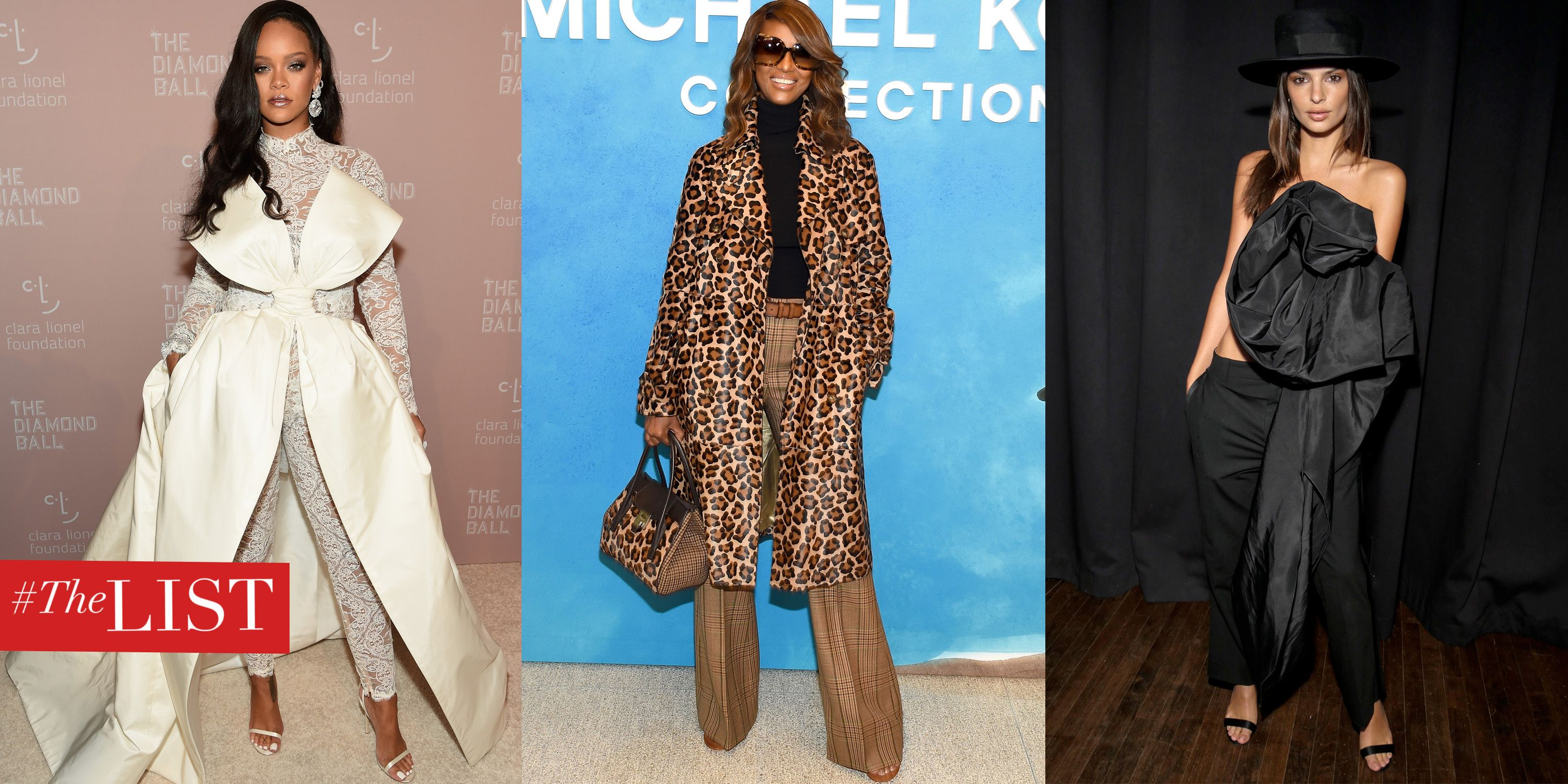 TheLIST Best Dressed: New York Fashion Week Edition