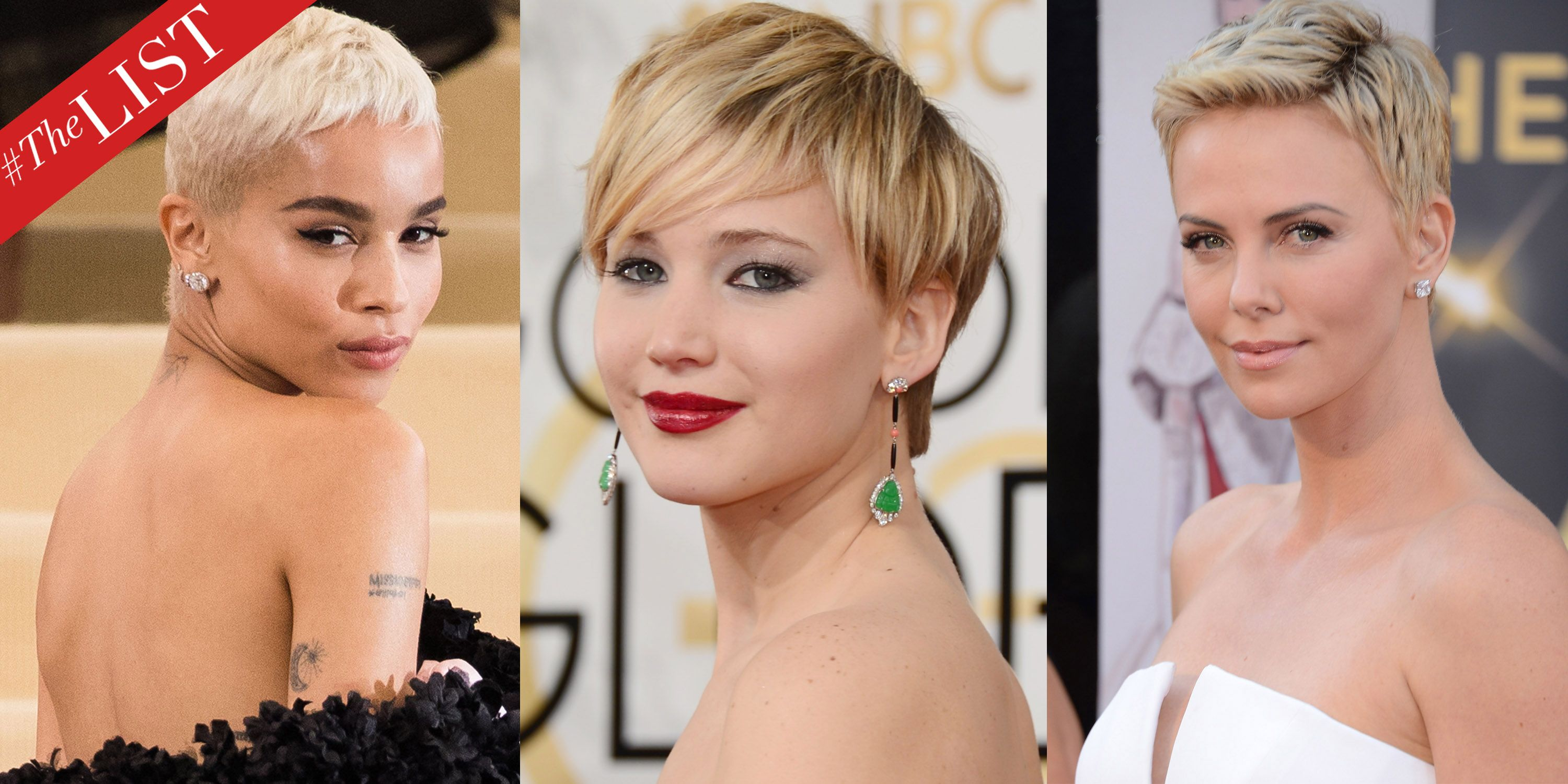 TheLIST: The Best Blonde Pixie Cuts