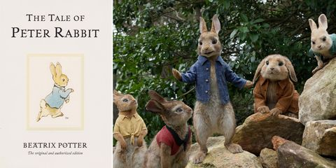 Hare, Adaptation, Rabbit, Organism, Art, Rabbits and Hares, Fawn, Sculpture, Animation, Animal figure,