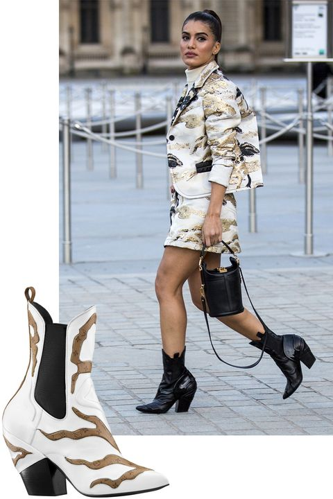 5f1344c5 How to Wear the Cowboy Boot Trend, Now