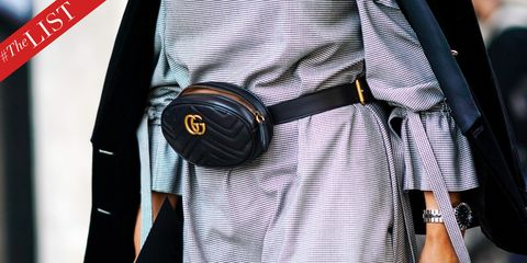 b589d76978e 12 Best Designer Fanny Packs to Try in 2018 - Cool Fanny Pack Trend