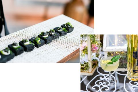 Green, Wine bottle, Table, Fashion accessory, Furniture, Plant, Tableware, Flower, Bottle, Floristry,