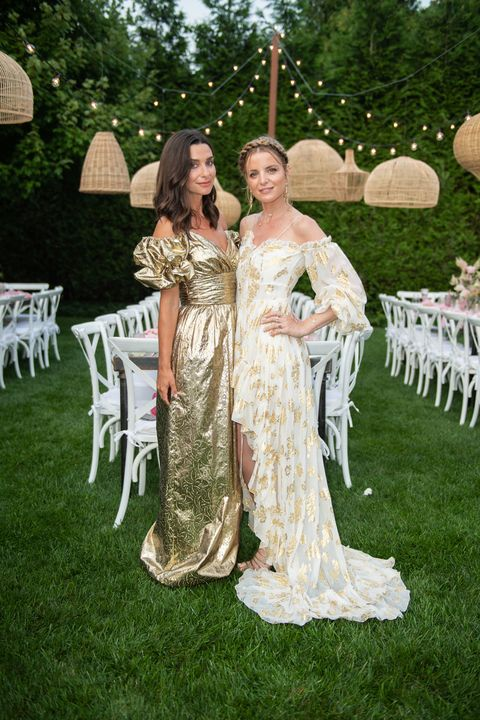 Dress, Gown, Lawn, Ceremony, Grass, Event, Wedding dress, Wedding reception, Bridal clothing, Wedding,
