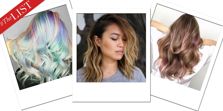 Best Hair Color Accounts Instagram