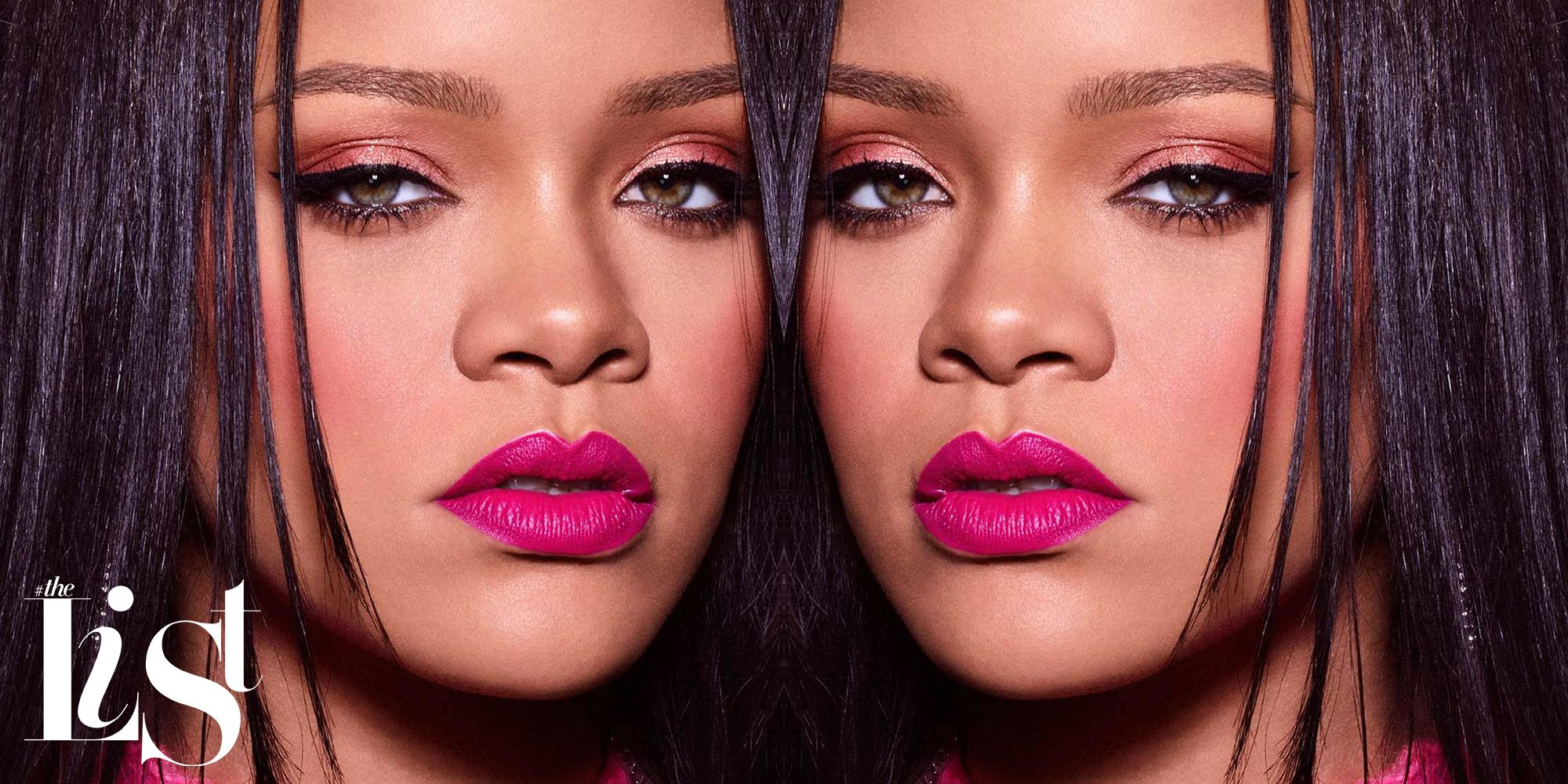 #TheLIST: The Best Pink Lipsticks of All Time