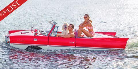 Recreation, Summer, Watercraft, Beauty, Travel, Vacation, Holiday, Boat, Convertible, Boating,