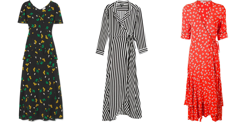 Cute Fall Maxi Dresses 2018 - Best Long-Sleeved Maxi Dresses