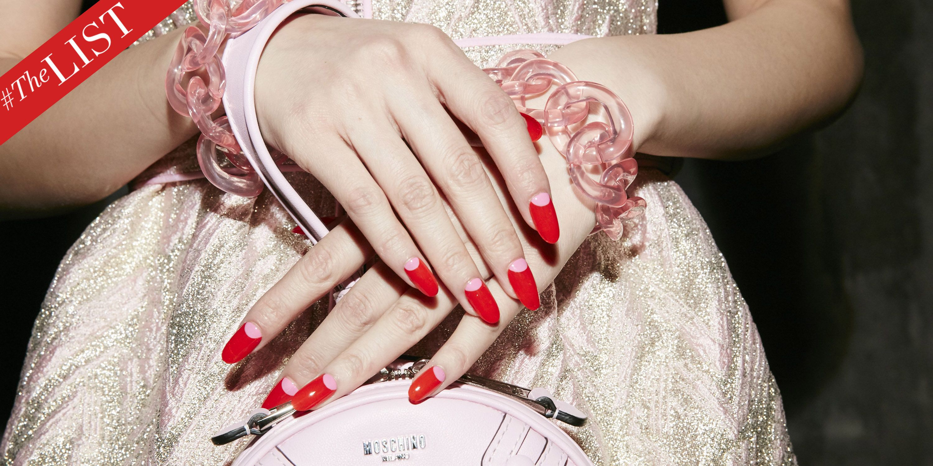 aed08bd60b922 Fall 2018 Nails Trends - Nail Art And Nail Trends For Fall Winter 2018