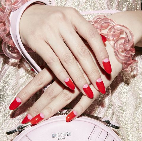 2018 Nail Polish Trends And Manicure Ideas Harpers Bazaar