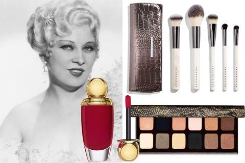 Product, Red, Beauty, Eye shadow, Eyebrow, Skin, Cosmetics, Lip, Lipstick, Eye,