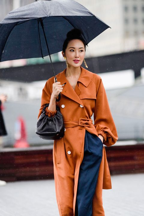 12 cute rainy day outfit ideas 2018  what to wear in the