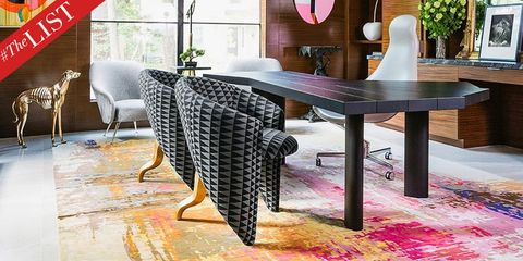 Furniture, Table, Coffee table, Room, Floor, Dining room, Interior design, Material property, Chair, Flooring,