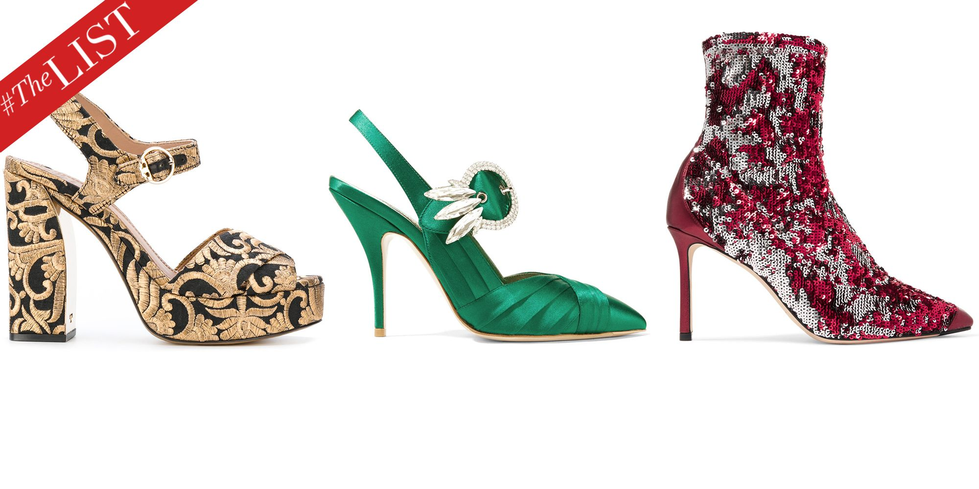 20 Must-Have Shoes For the Holiday Season