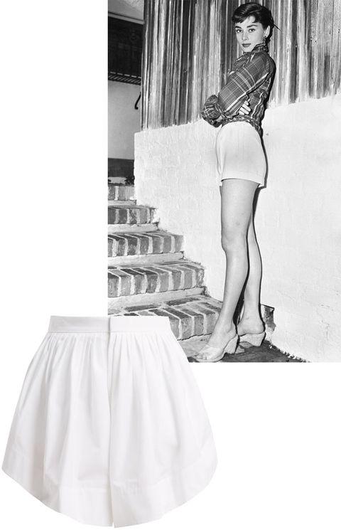 White, Clothing, Photograph, Waist, Fashion, Leg, Dress, Black-and-white, Human body, Abdomen,