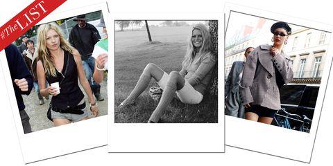 Leg, Fashion, Footwear, Human leg, Outerwear, Photography, Model, Shoe, Thigh, Collage,