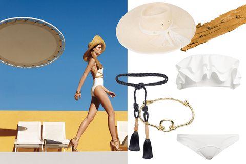 Summer, Bikini, Fashion accessory,