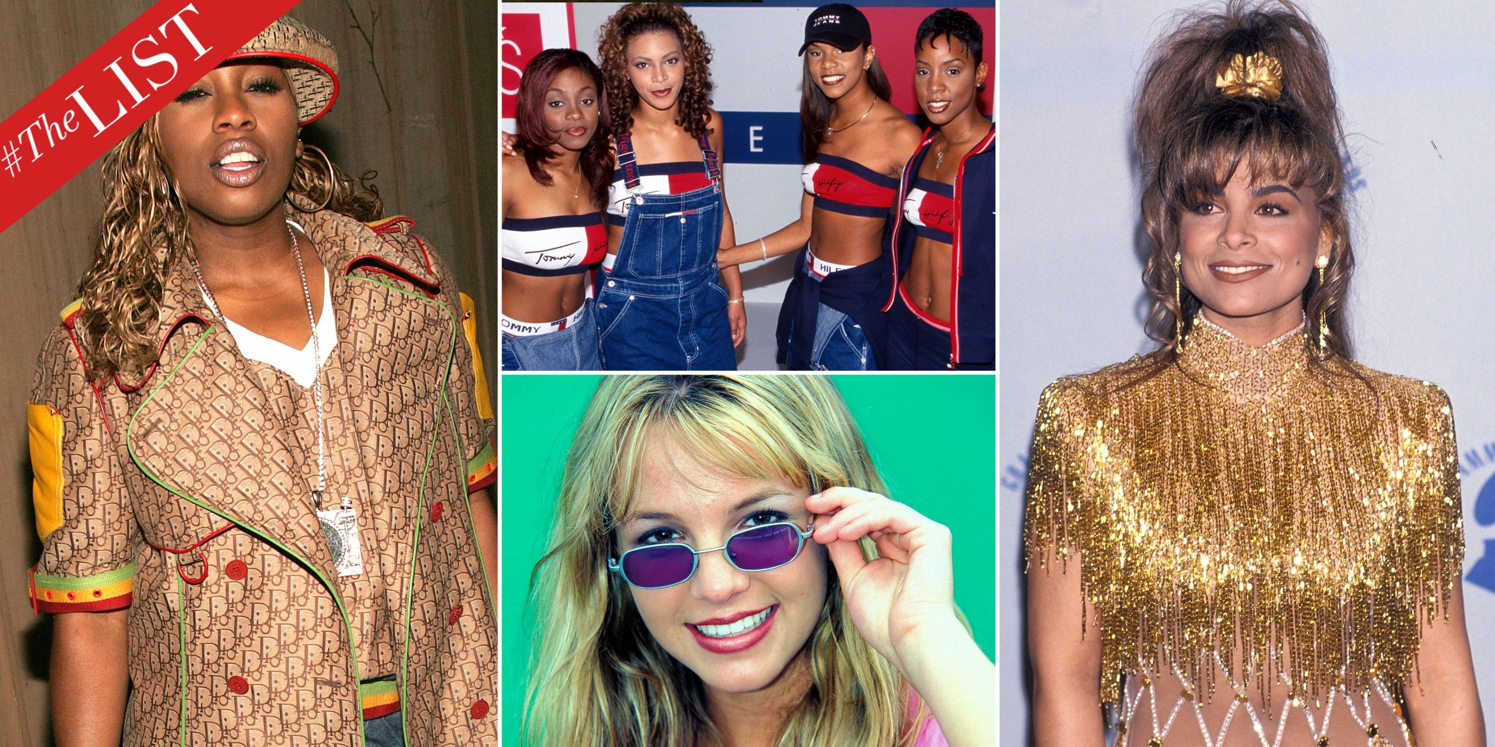 2000 to 2018 fashion trends 10 Trends That Prove 2000s Fashion Is Officially Back