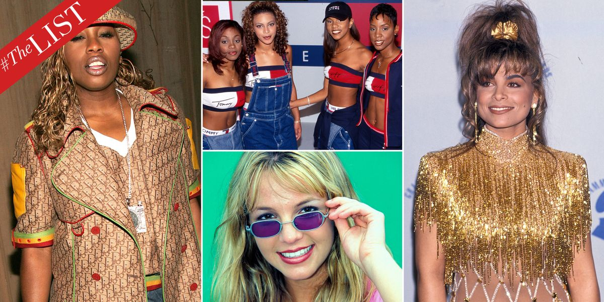90s And Early 2000s Fashion Trends Making A Comeback