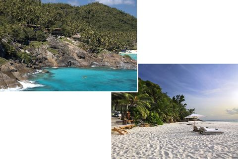 Body of water, Coastal and oceanic landforms, Nature, Shore, Coast, Natural landscape, Beach, Tourism, Caribbean, Azure,