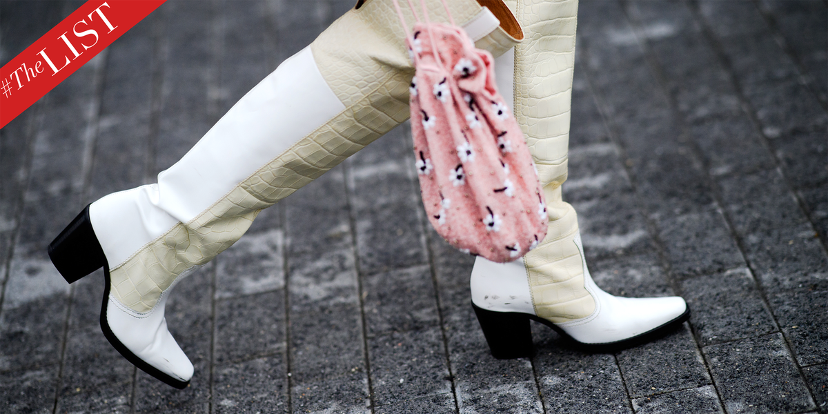 how to wear the cowboy boot trend now