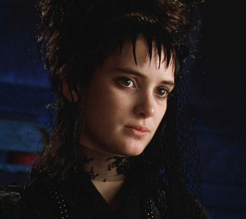 Winona Ryder Best Hair And Makeup Looks Winona Ryder Old Vintage
