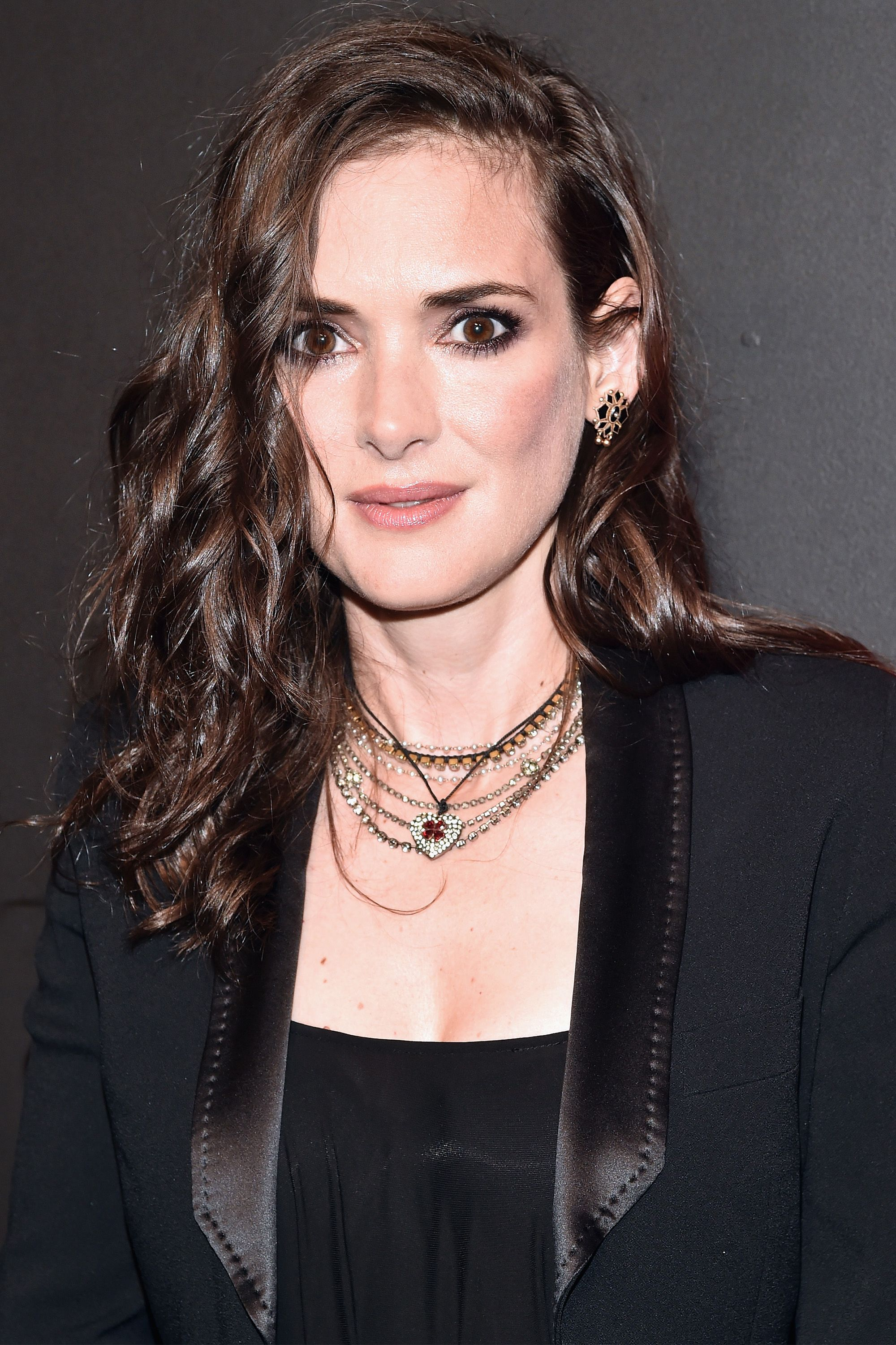 Image result for Winona Ryder hair