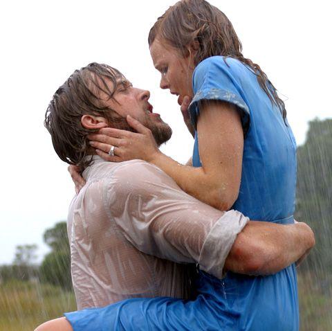 THE NOTEBOOK, Ryan Gosling, Rachel McAdams, 2004, (c) New Line/courtesy Everett Collection
