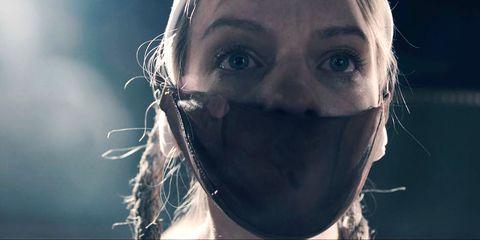The Handmaid's Tale Season 2 Episode 1 Mock Execution Opening Scene
