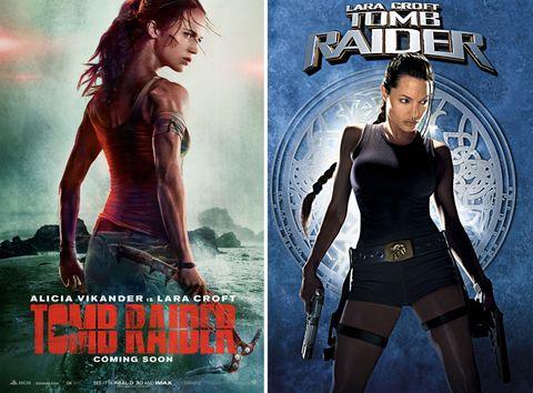 Alicia Vikander Stars In Tomb Raider First Poster Tomb Raider