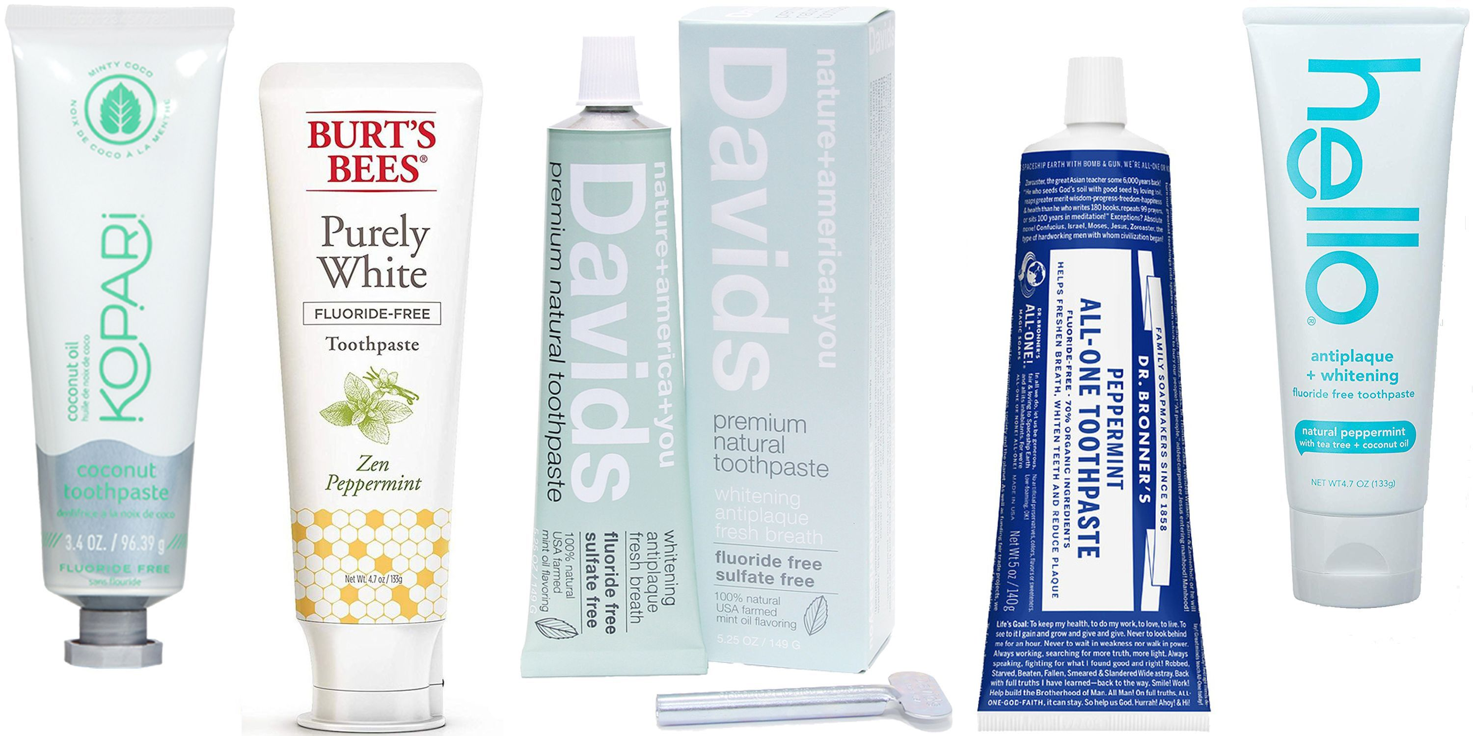 The 12 Best Natural And Organic Toothpastes 2020 Fluoride Free
