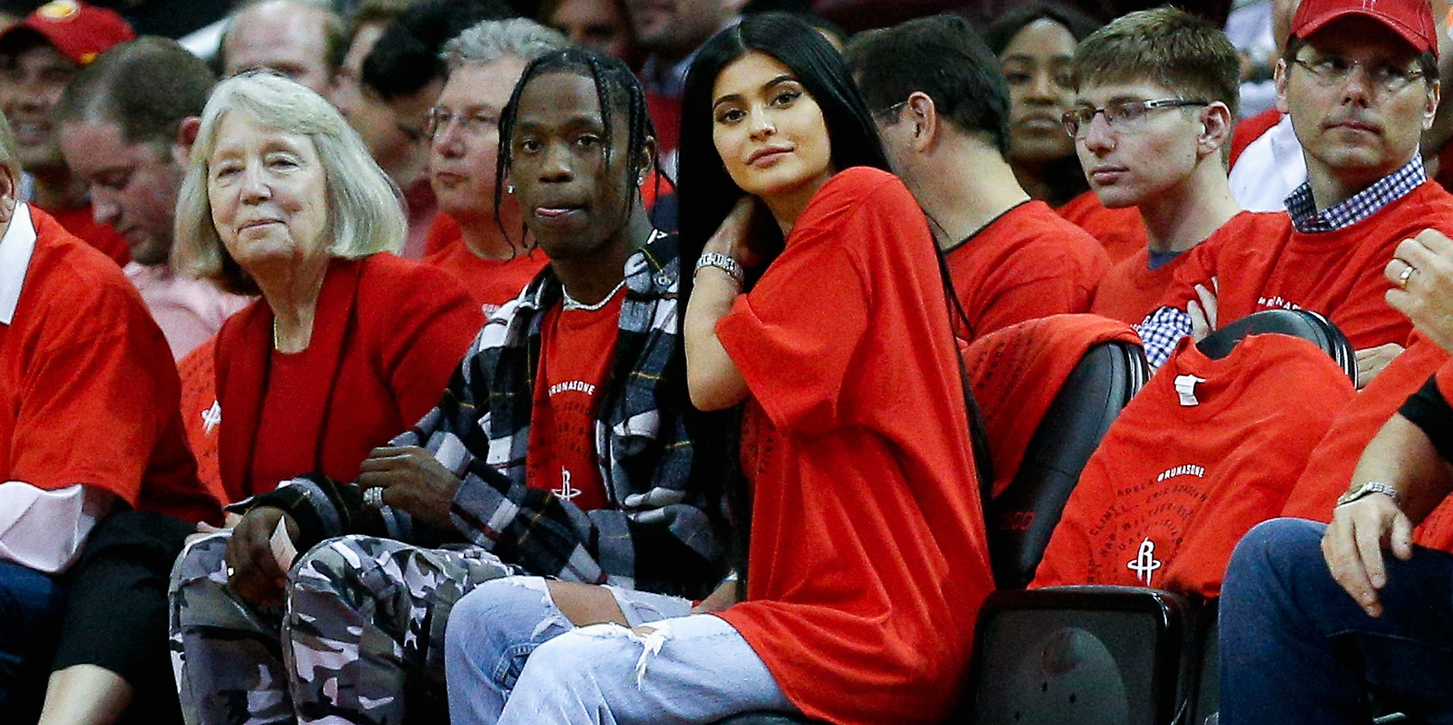 Kylie Jenner and Travis Scott's Relationship Has Reached the Matching Tattoos Stage