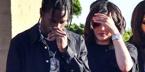 Kylie Jenner and Travis Scott's First Date Since Stormi's Birth