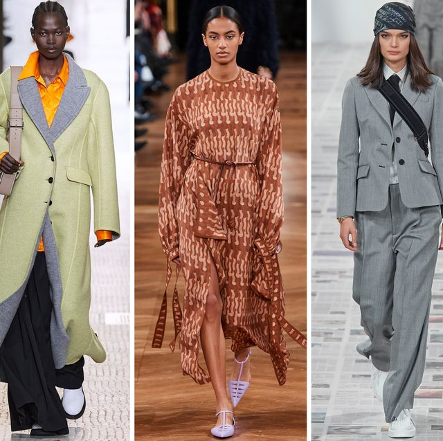 top 5 fall color trends from the runway