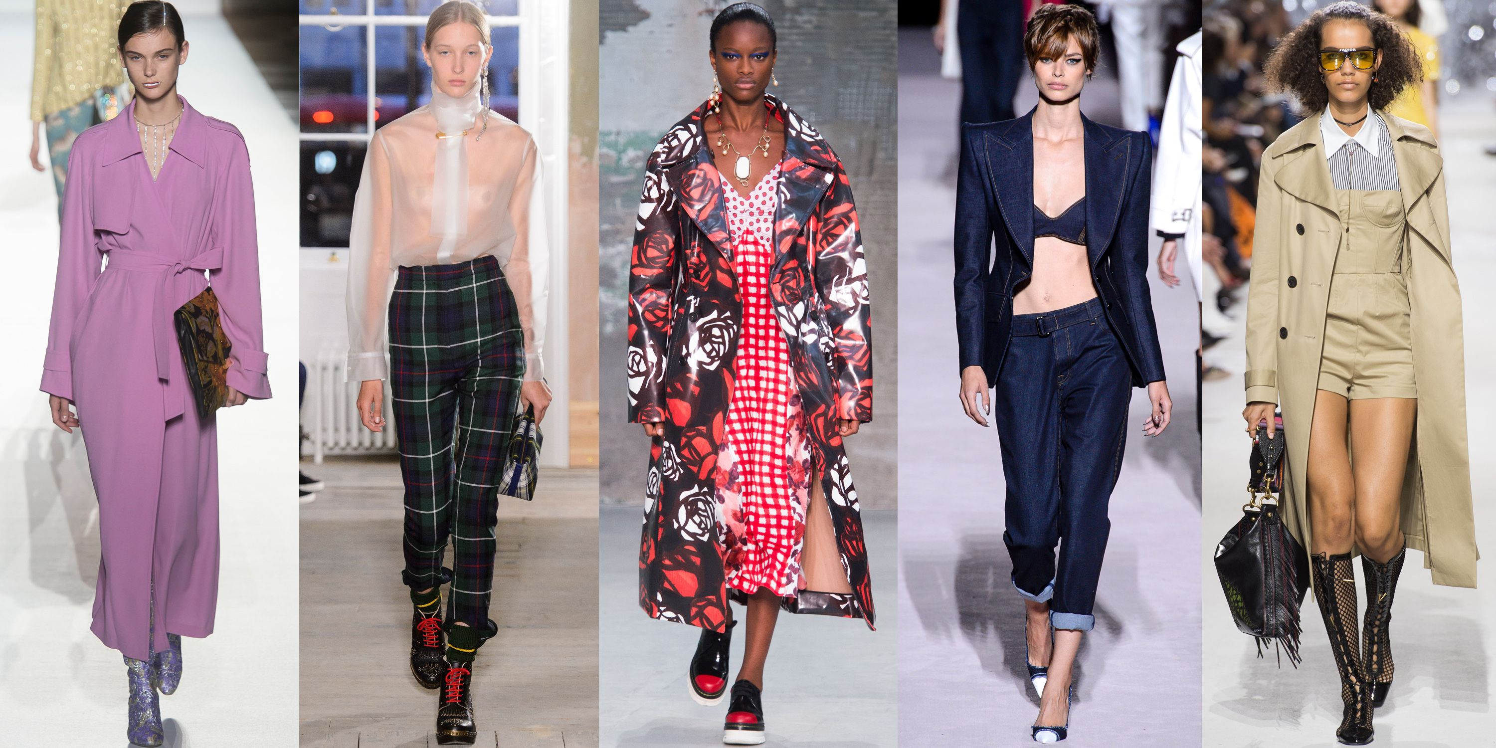 3cb26d32d93 What is the fashion for spring 2018