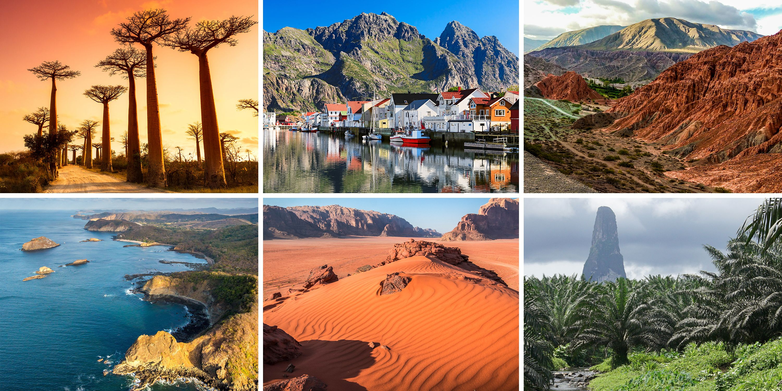 The World's Most Untapped Destinations