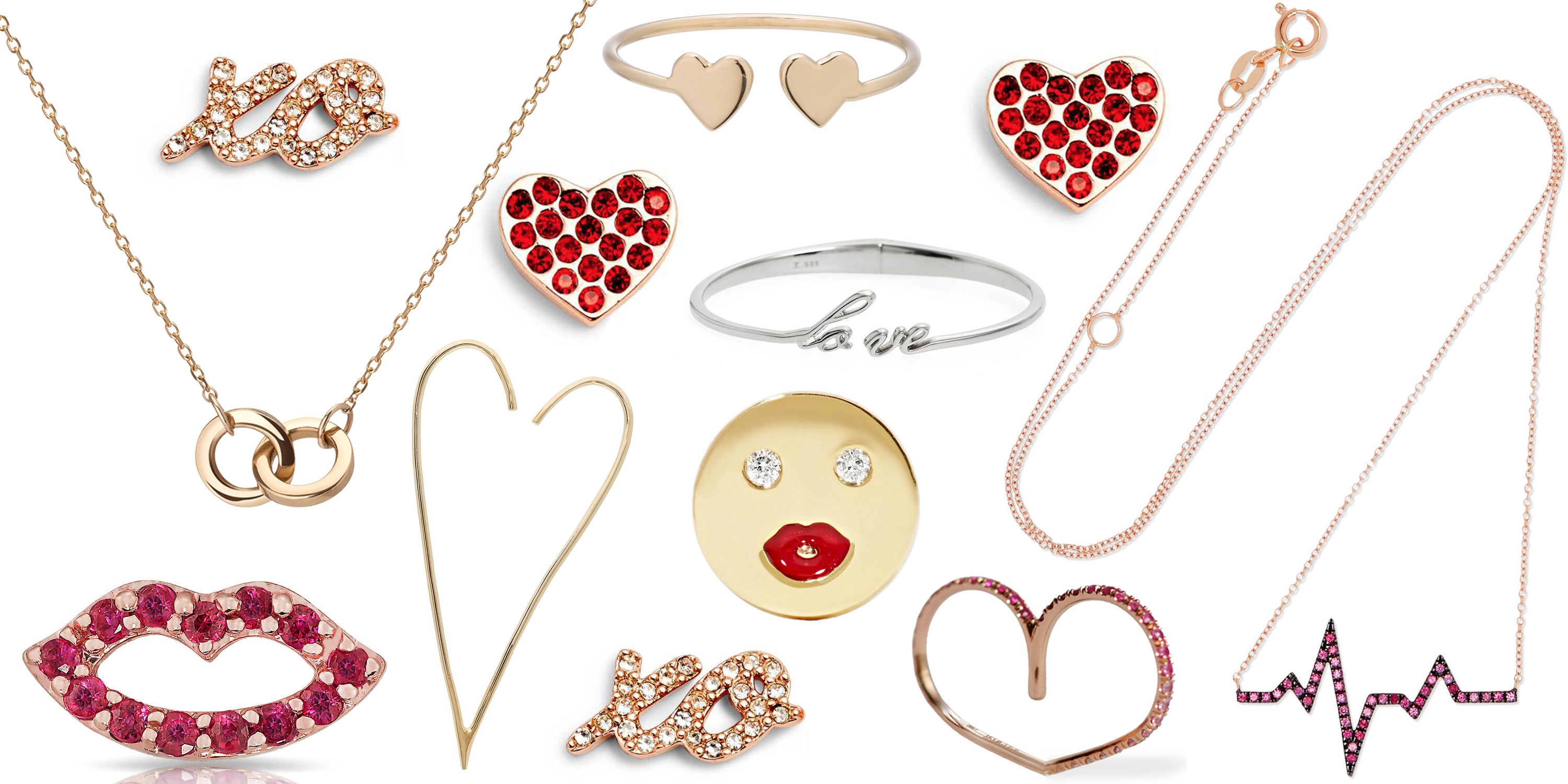 Best Jewelry To Give This Valentine S Day Valentine S Day Jewelry Gift Guide