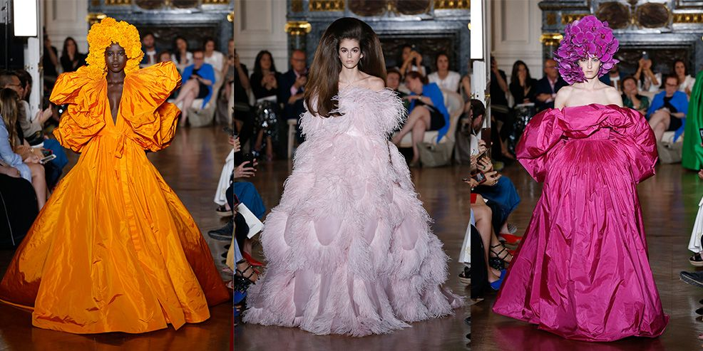 Valentino Couture 2019 Gowns