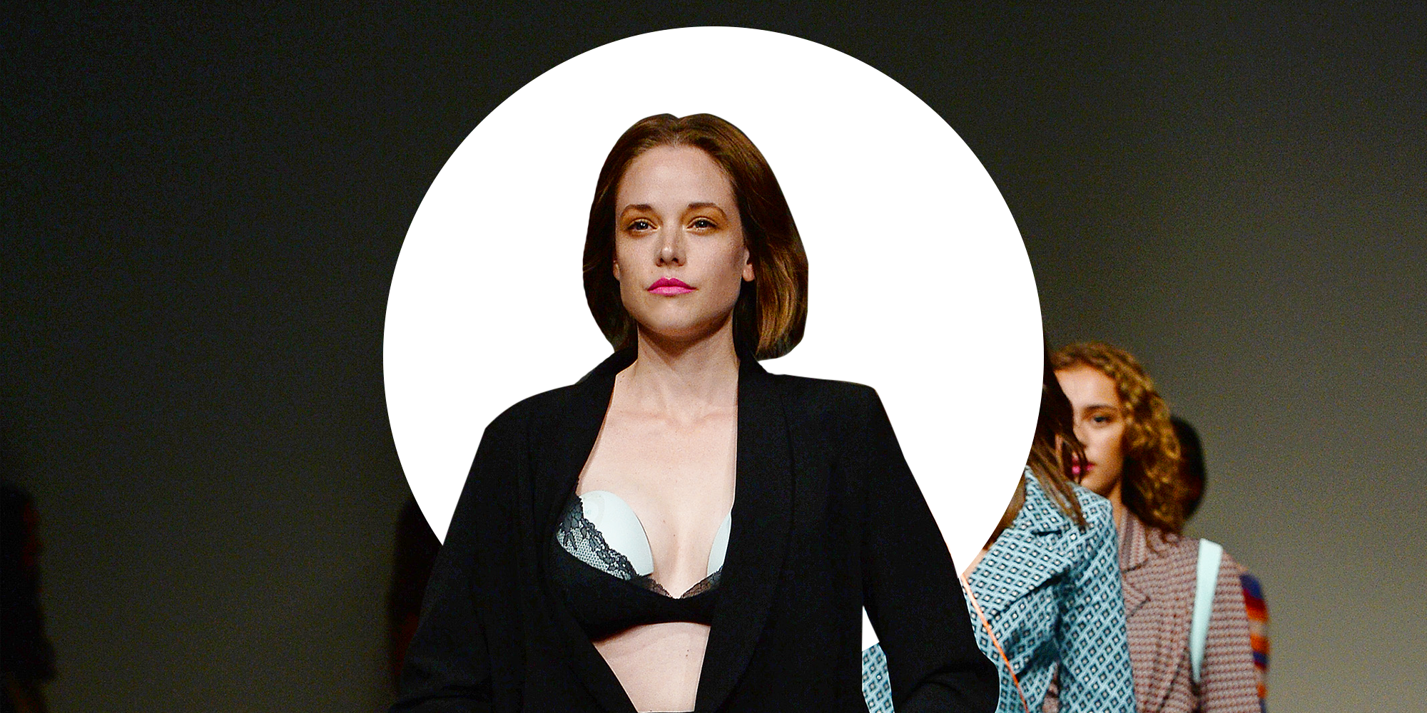 Model and Mom Valeria Garcia Opens Up About Wearing a Breast Pump on the Runway