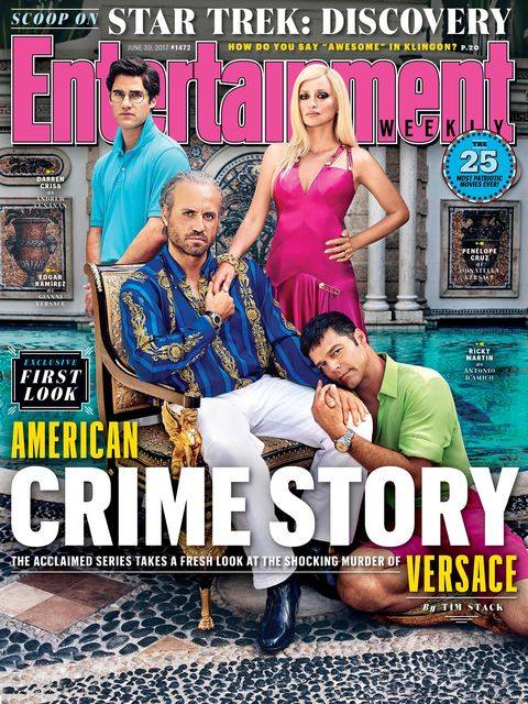 See the Cast of The Assassination of Gianni Versace in Character for ... 511fb6a6fff1c