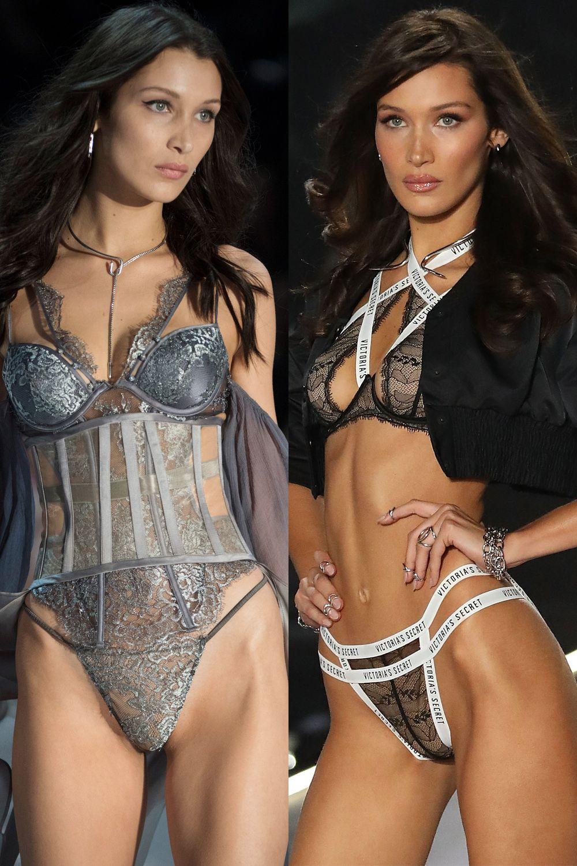 6d44d8debf2 Victoria s Secret Models  Then and Now