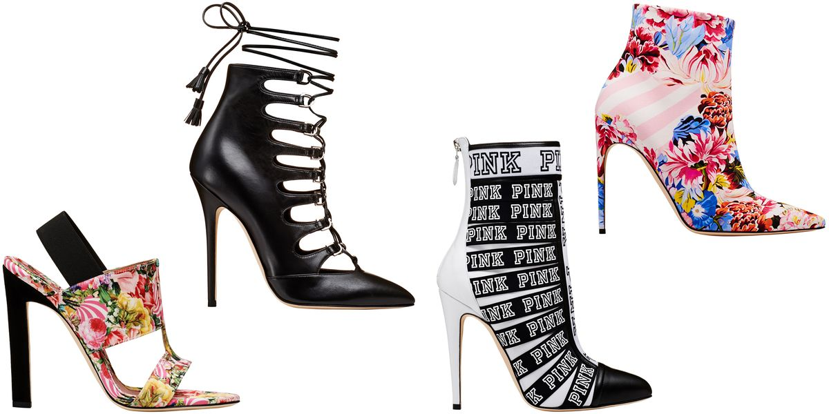 4e16b3c9 See the Victoria's Secret Fashion Show Shoes Before They Hit the Runway